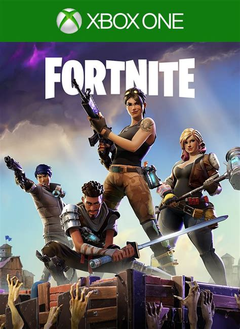fortnite standard founders pack  xbox  box