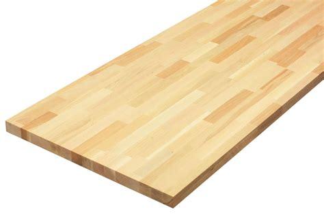 planche de bois pour bureau panneau chêne massif nature fsc 100 la boutique du