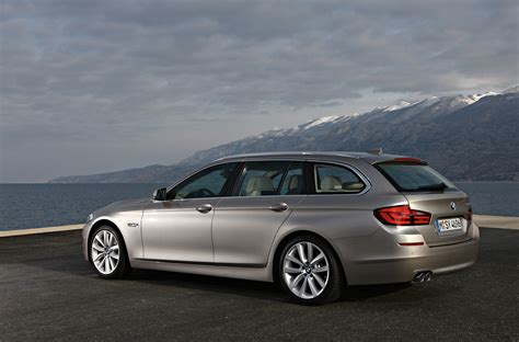 5 Series Touring Image by Ausmotive 187 Bmw 5 Series Touring Aus Launch In October