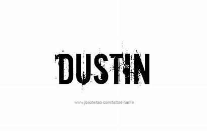 Dustin Tattoo Designs