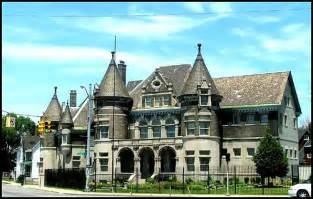 Gallery Abandoned Detroit Mansions