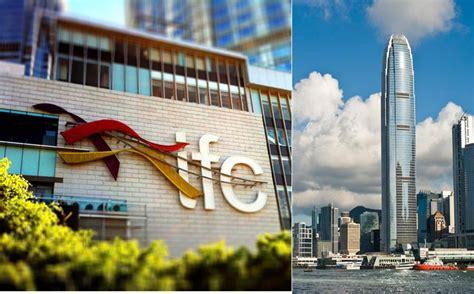 ifc mall  shopping mall  hong kong travelvui