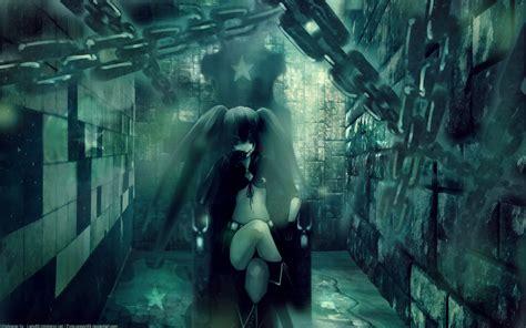 Rock Anime Wallpaper - black rock shooter hd wallpaper and hintergrund