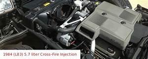 1982  U0026 1984  L83  5 7 Liter Cross-fire Injection V8 - Love It Or Hate It