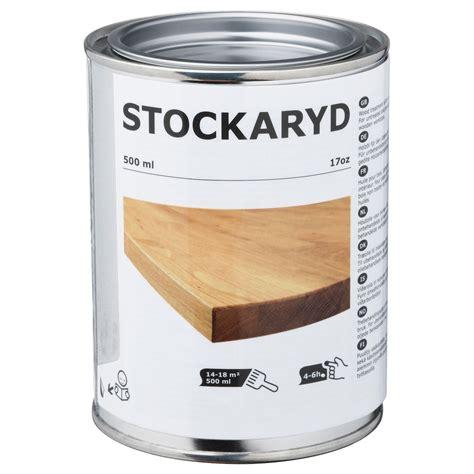 stockaryd wood treatment oil indoor  ikea