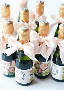 10 wedding favors your guests won39t hate favors With wedding shower gifts for guests