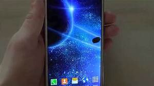 Free 3D HD space live wallpaper for Android phones and ...