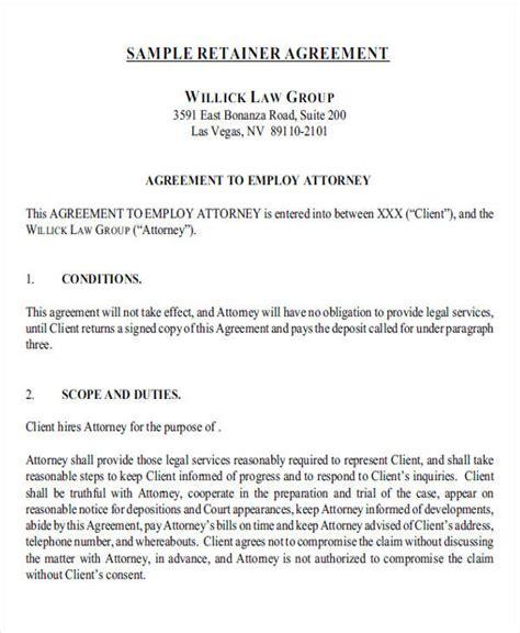 printable agreement forms