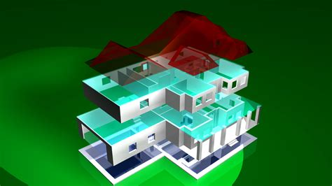 house plans  printed house models