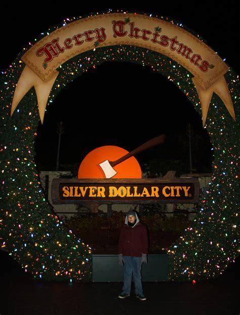 negative  silver dollar city november