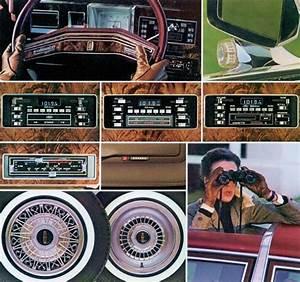 1980 Lincoln Versailles Optional Equipment