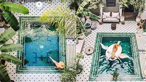 Le riad Yasmine, star d'Instagram - Cosmopolitan fr