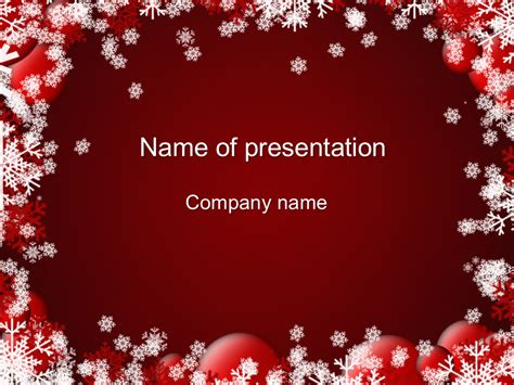 free downloadable powerpoint themes download free winter powerpoint template for your
