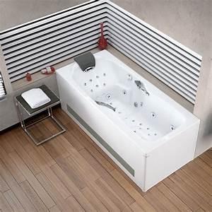 Prix Baignoire Avec Porte : baignoire choisir la bonne forme marie claire maison ~ Edinachiropracticcenter.com Idées de Décoration