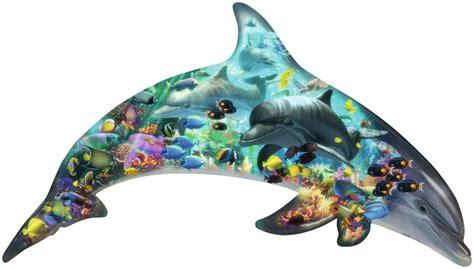 dolphin adult puzzles  puzzles shop