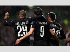180comuy El trío NeymarMbappéCavani aterriza en