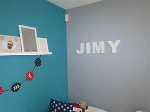 peinture chambre gris et bleu systembaseco With peinture bleu et gris