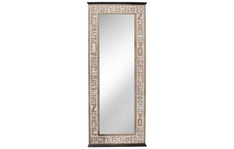 perfect grand miroir industriel style aviateur aspect