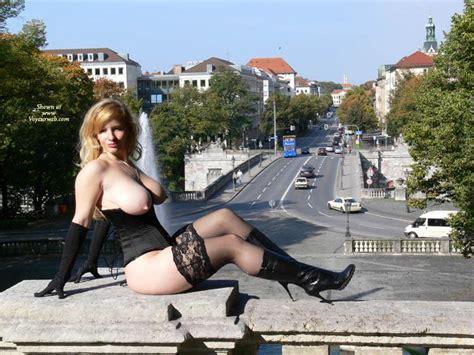 Girls Of Munich In The City October 2007 Voyeur Web
