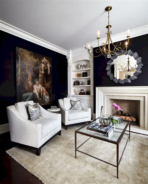 Schwarze Wand Wohnzimmer by 24 Amazing Black And White Color Scheme Ideas For Your