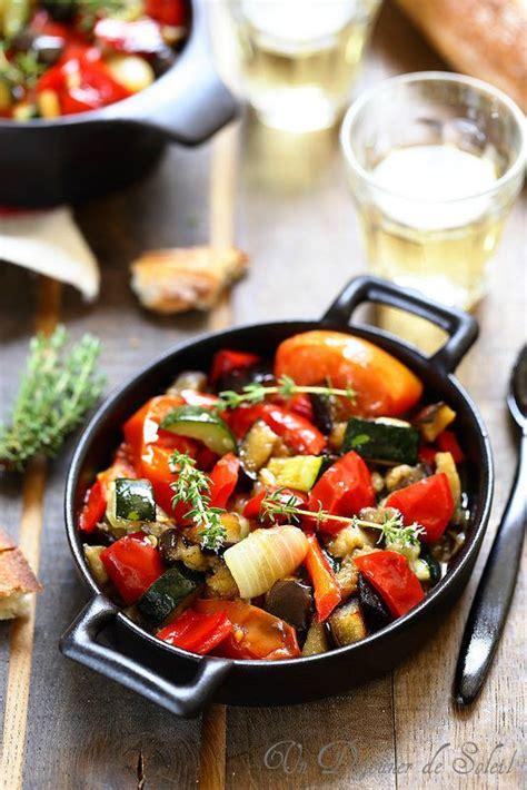 cuisiner la ratatouille les 25 meilleures idées de la catégorie ratatouille sur
