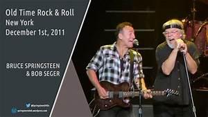 Bruce Springsteen  U0026 Bob Seger