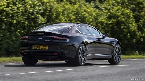 Aston Martin Rapide S Backgrounds by 2016 Aston Martin Rapide S Rear Wallpaper 97 1280x960
