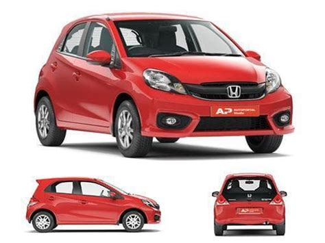 Honda Brio Picture by Honda Brio Vx At Petrol Price In India Images Mileage