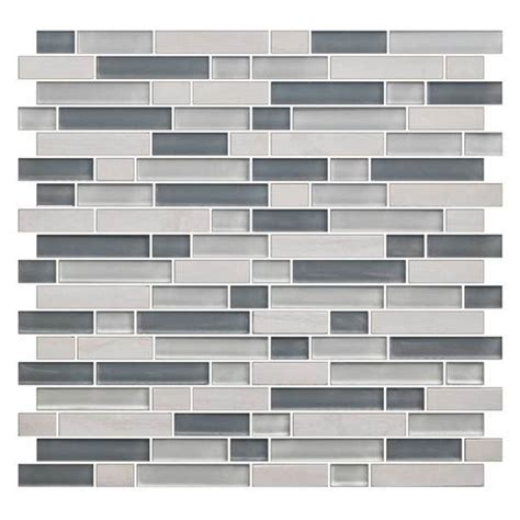 American Olean Glass Tile Color Appeal by American Olean Color Appeal Blends C141 Sea Cliff Blend