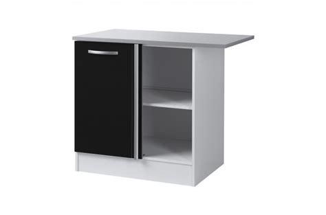element de cuisine d angle element bas de cuisine d 39 angle noir meuble de rangement