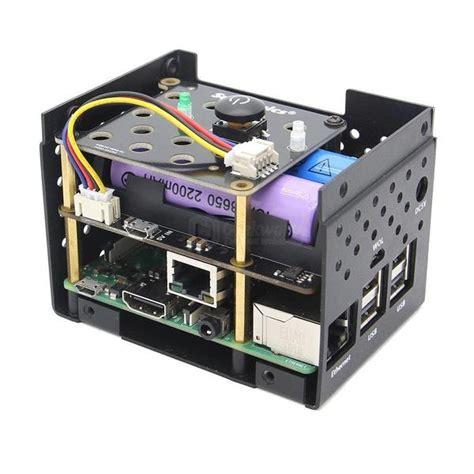 Raspberry Ups Hat Power Safe Shutdown Wake
