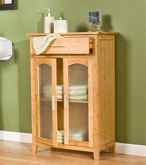 bamboo bathroom cabinet vanity new furniture for