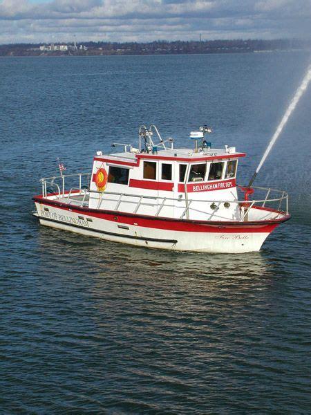 Fireboat For Sale by Bellingham Department Bellingham Wa Quot