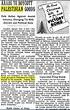 Know Your History: Arab Boycott (NY Times Dec 4, 1945 ...