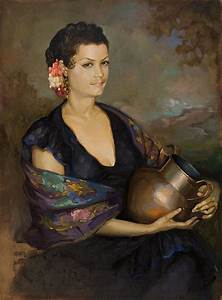 Ayto Granada Patrimonio: Mujer con cántaro