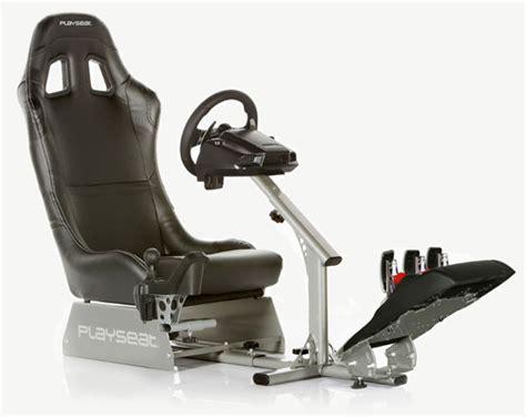 siege jeux fauteuil jeux vidéo playseat