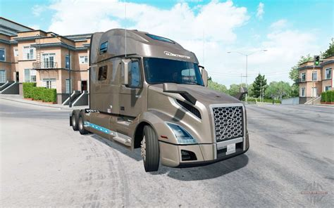 volvo vnl  globetrotter cab  fuer american truck