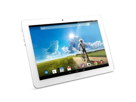 Test Acer Iconia Tab 10 A3-a20fhd Tablet