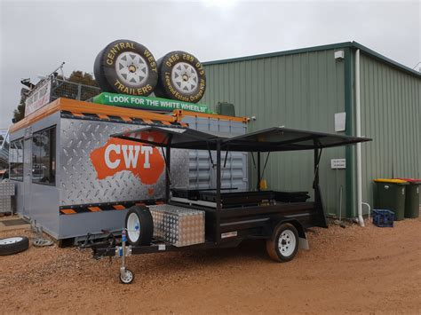Take A Look At This 10x7 Trailer, 1600kg Gvm!