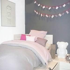 Chambre deco pastel visuel 9 for Amenagement chambre ado avec housse de couette zen conforama