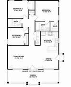 653609  Simple 3 Bedroom 25 Bath House Plan  House Plans Floor Plans Ho