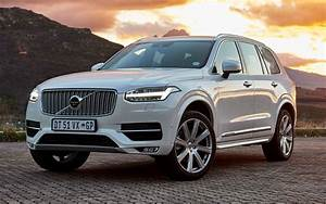 Volvo XC90 Inscription (2015) ZA Wallpapers and HD Images