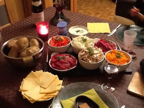 cuisine pierrade raclette pierrade et ses accompagnements recette de