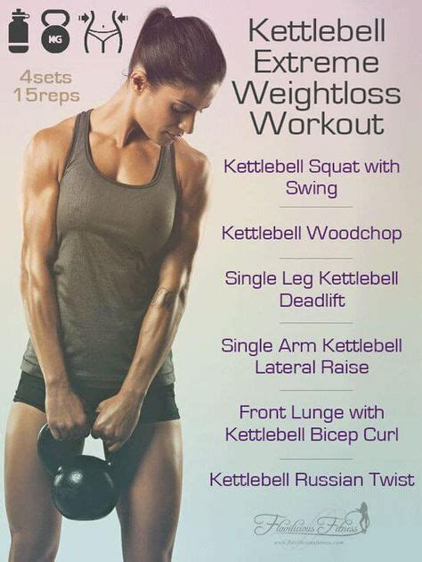 kettlebell workout fat exercises workouts exercise training challenge program circuits fitness results blasting using