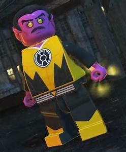 Sinestro - Brickipedia, the LEGO Wiki