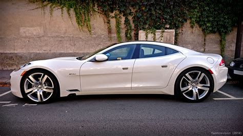 New American Electric Car by American Electric Car Fisker Karma Versailles
