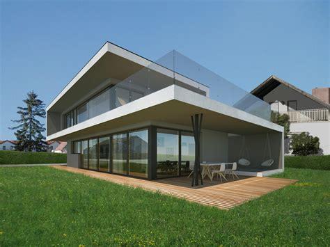 Moderne Häuser Farben by Stylishes Einfamilienhaus F 252 R Moderne Bauherren