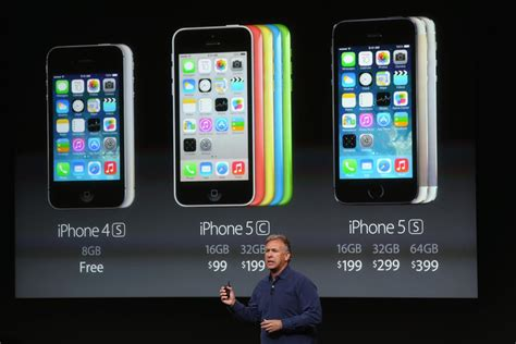 iphone 5s price new sept 10 photo brief apple unveils iphone 5s and iphone 5c
