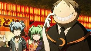 Adn Assassin Classroom Saison 1 Episode 7 : assassination classroom 2nd season anime ~ Medecine-chirurgie-esthetiques.com Avis de Voitures