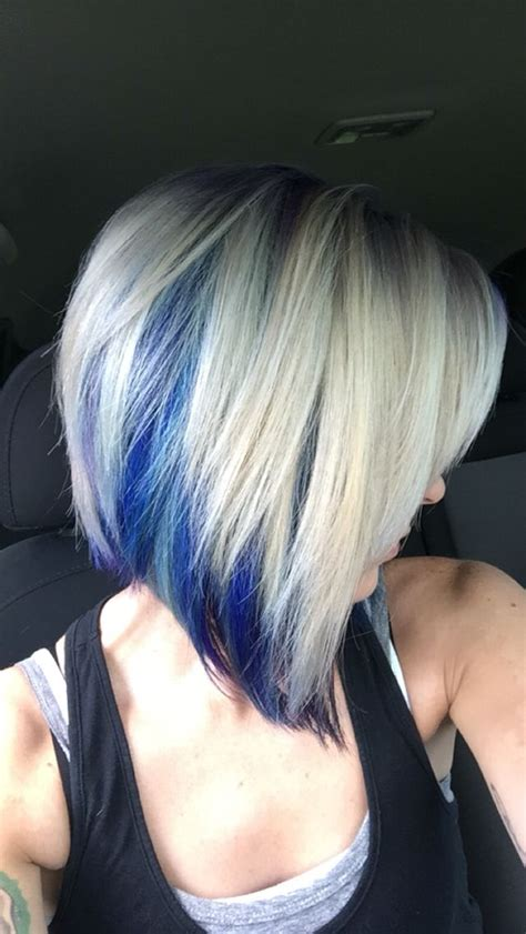 With Underneath Hairstyles by The 25 Best Purple Underneath Hair Ideas On